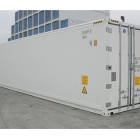 40ft HC Reefer Containers