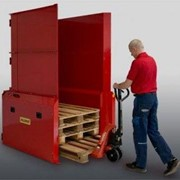 Palomat Pallet Dispenser