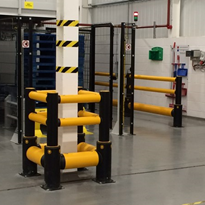 Column Protection | A-SAFE | Column Guard Traffic+