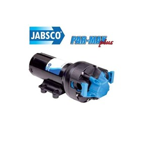 Caravan Pumps 24V DC High Pressure Pump Jabsco 19 Litre Par Max PLUS 5