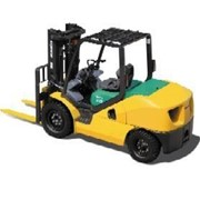 3.5 to 5 Tonne Capacity IC Engine Forklift | Komatsu CX Series