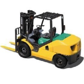 4 to 5 Tonne Capacity IC Diesel Engine Forklift | CX Series