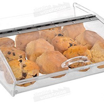 Display Counters - Countertop Pastry Display