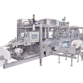 Thermo Form Fill Seal Machines