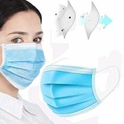 Face Masks Disposable x 50