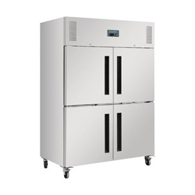 Stainless Steel Upright Fridge | Polar G-Series