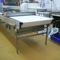 Sanitary Washdown Conveyors for Food Processing: What are the Most Essential Features?