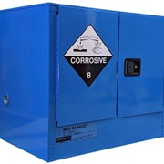 100L Underbench Metal Corrosive Substance Storage Cabinet