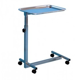 Height Adjustable Instrument Trolley Table