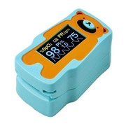 Paediatric Finger Pulse Oximeter A310C (Blue)