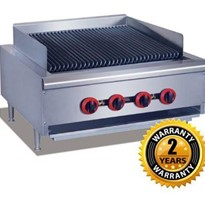 Natural Gas 4 Burner Char Grill Top – QR-24E