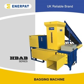 Universal Economic Rice Husk Bagging Press Baler Machine | HBA-B120