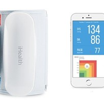 iHealth | Wireless Smart Blood Glucose Monitor | IH-BG5