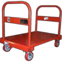 Flatbed Trolley | Extra Heavy Duty | 1200×750 mm Deck, 1100kg Cap
