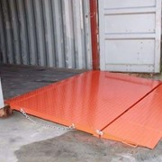Forklift Container Ramp - 6.5 Tonne
