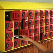 Phone Locker solution for Classrooms