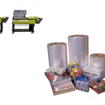 Wrapping Machines | Semi-automatic Hood Shrink Machine