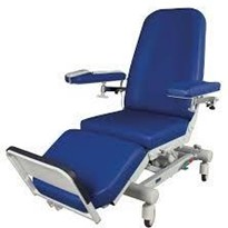 POLYCARE Dialysis and Treatment Chair