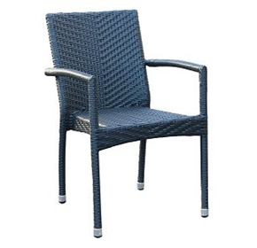 Palm Armchair | Indoor/Outdoor Chair - Stackable