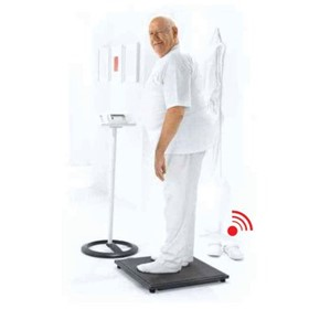 Wireless Bariatric Platform Scale | 634