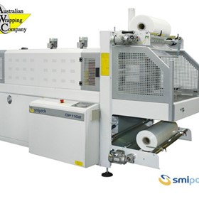 Semi Automatic Bundle Shrink Wrapper | Smipack BP1102