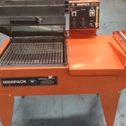Minipack Manual shrink wrapping machine|Minipack 76D
