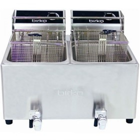 8 Litre Double Deep Fryer
