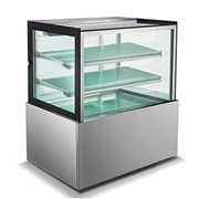 Straight Glass Cold Display | Mitchel Refrigeration