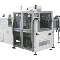 SMIPACK Fully Automatic Bundle Shrink Wrappers | BP802 ARV 350R-S