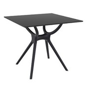 Air Cafe Table 80 - Indoor/Outdoor