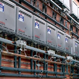 LPG Supply | Commercial Hot Water | Continuous Hot Water Systems