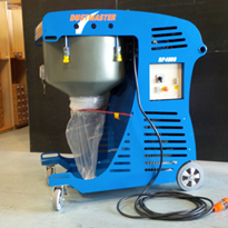 An introduction to dust extraction machinery for concrete grinding