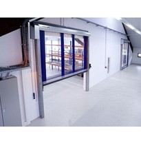 Industrial Doors | SRT High Speed Roll Up PVC
