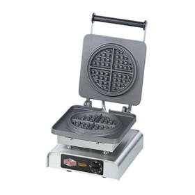 NEE-12-40721DT Americano Commercial Waffle Iron