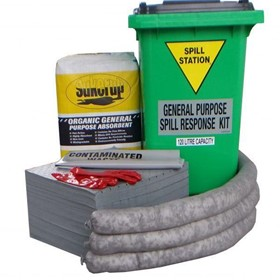 Spill Kits | 120 AusSpill Quality General Purpose SKU – TSSIS120GP
