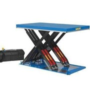 Sitecraft Low Profile Scissor Lift Table