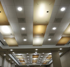 Sounds Absorbing Ceiling Panels | Airboard Acoustic