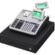 Casio | Electronic Touch-Screen Cash Register | SE-S400