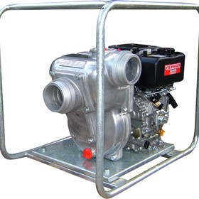 High Pressure Self-priming Pumps - Brigade Boss