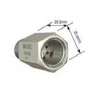 Maric | Flow Control Check Valve – 15mm