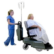 Escort Motorised Patient Transport Chair