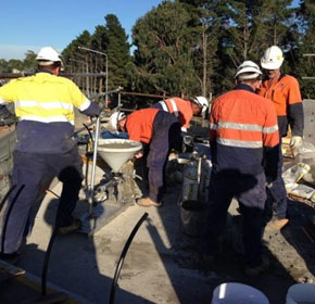 Case study: Freyssinet chooses bridge bearing grouting pads
