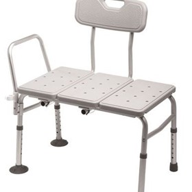 Bath Transfer Bench Bariatric 227kg