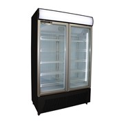 Upright Commercial Display Freezer | HF800-B