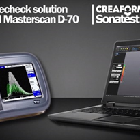 3D scanning meets ultrasonic technology
