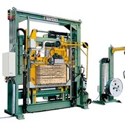 Vertical Strapping Machine for Timber | Itipak MOD. VKP