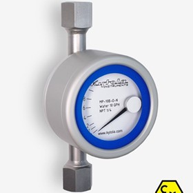 Metal Tube Flow Meter | Model MP-O