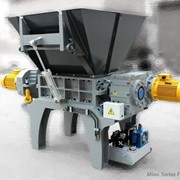 Twin Shaft Recycling Shredder | Mino M800