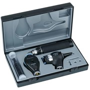 EliteVue 2.5V LED F.O Otoscope & Ophthalmoscope Set