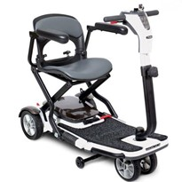 Quest Deluxe Folding Mobility Travel Scooters - S19